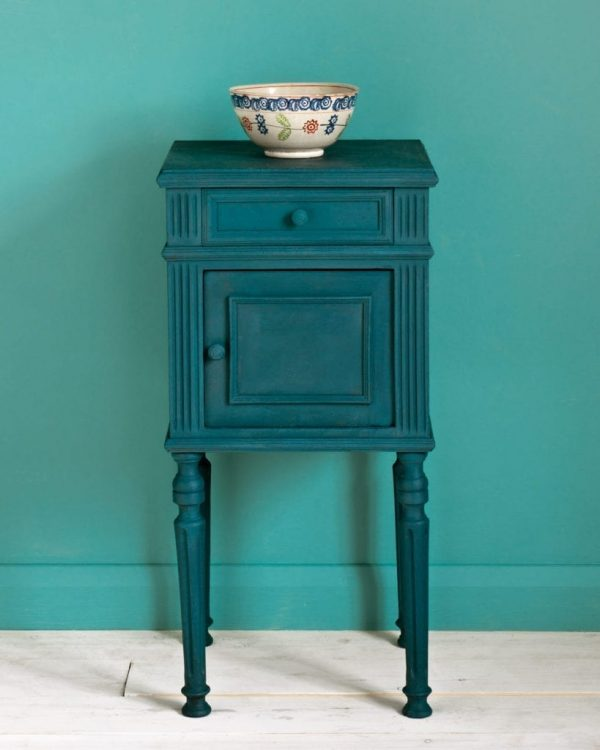 Aubusson-Blue-side-table-Provence-Wall-Paint-