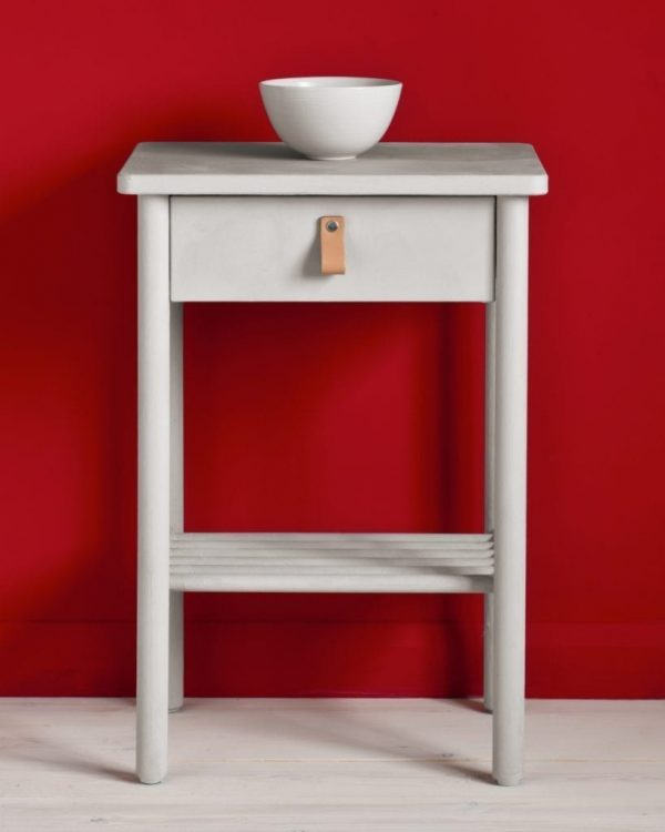 Chicago-Grey-side-table-Emperors-Silk-Wall-Paint