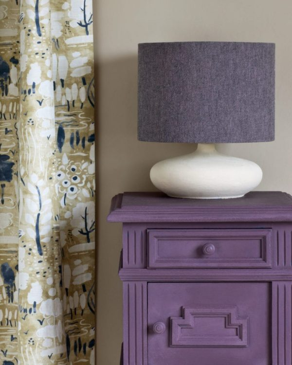 Rodmell-side-table-Dulcet-in-Versailles-curtain-Linen-Union-in-Emile-Graphite-lampshade-