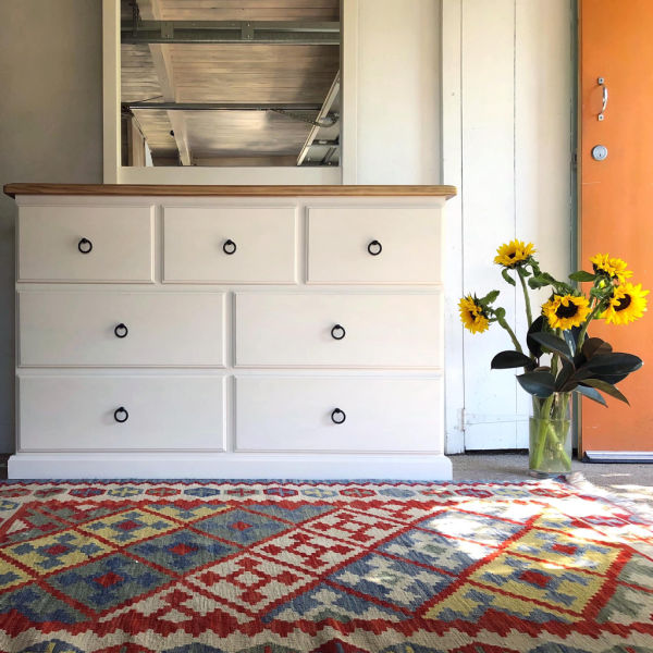 white-chest-of-drawers