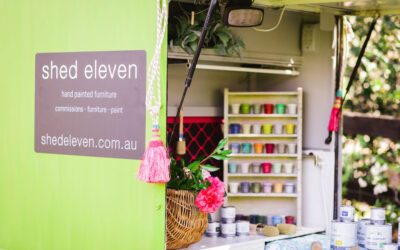 Shed Eleven sells paint!
